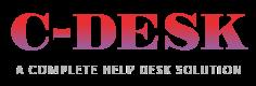 CDesk helpdesk logo