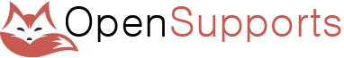 OpenSupports helpdesk Logo