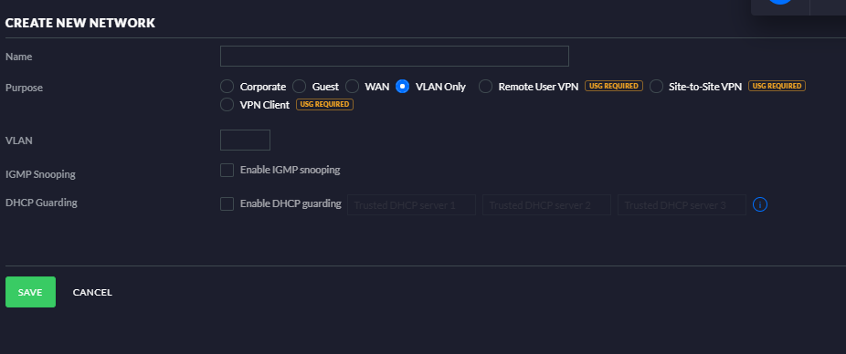 Adding a VLAN to an existing Unifi network - Leigh Jepson